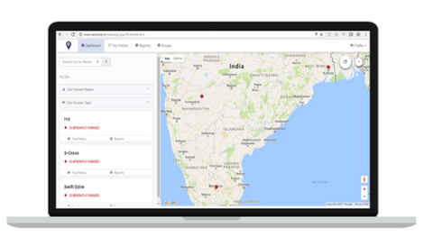 AutoWiz Fleet Management Web Application Subscription