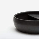 Black Pottery Bowl Two