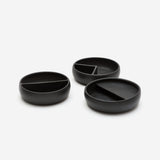 Black Pottery Bowl Three