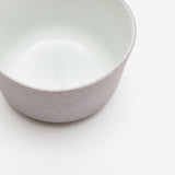 Porcelain + Iron Light Bowl