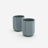 Table Talks Coffee Cup Blue-grey