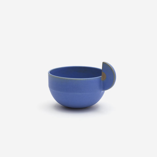 Demi-Lune Teacup Blue
