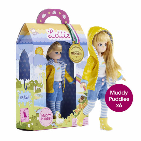 Best Seller Bundle: Muddy Puddles x 6
