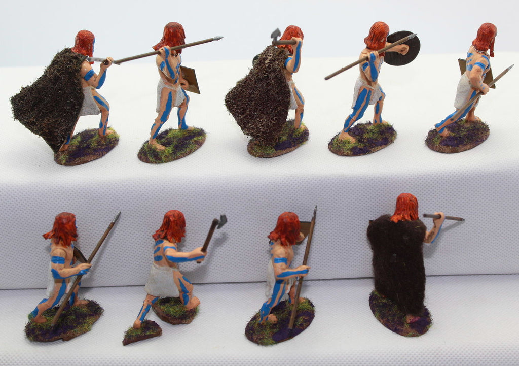 Caledonians / Picts / Ancient Britons - 1/32 Scale (Hobby Post)