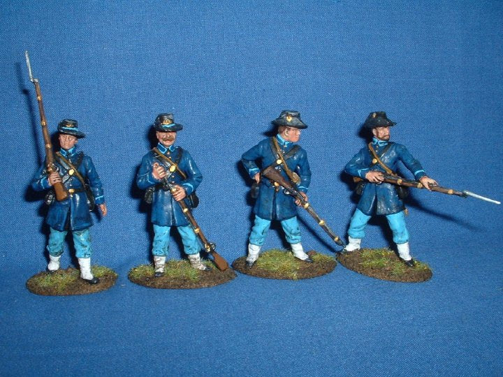 A Call to Arms 1/32 scale Iron Brigade Union Infantry American Civil War