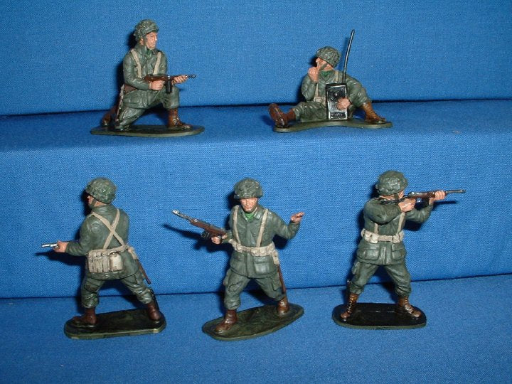 Airfix - WW2 American Paratroopers. 1/32 Scale