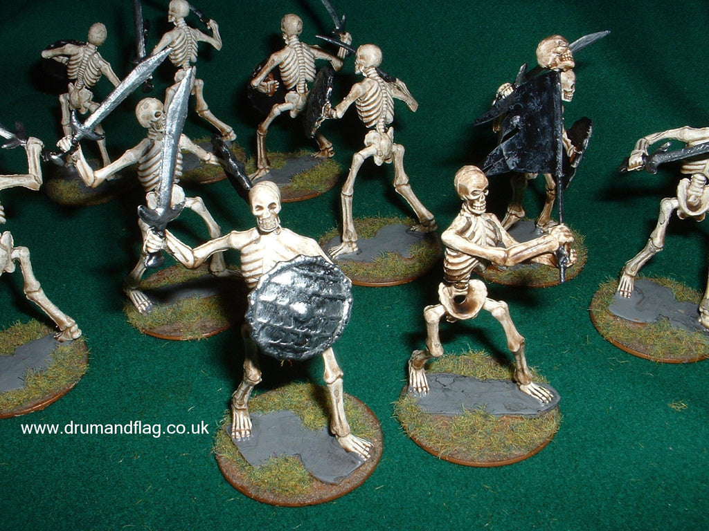 Skeleton Warriors - Amscan - 60mm - Jason & the Argonauts etc...