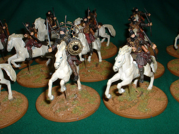 HARADRIM CAVALRY - ARMIES OF MIDDLE EARTH CONVERSIONS (Hobby Post)