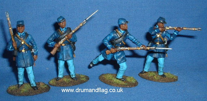 A Call to Arms ACW Union Colored Troops 1/32 scale