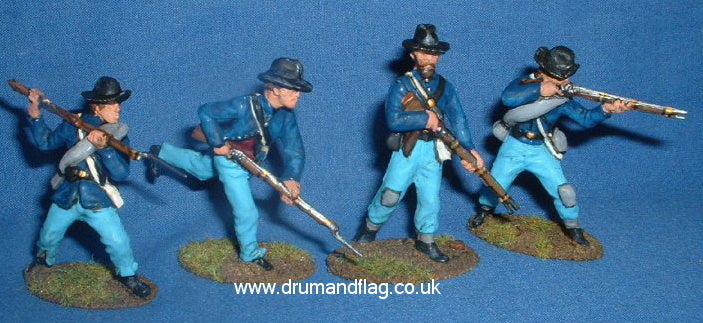 A Call to Arms American Civil War Soldiers 1/32 scale
