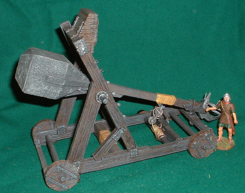 Gladiator style large roman catapult 1/32 scale