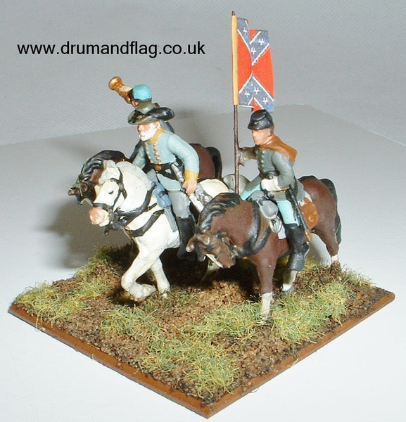 Robert E Lee 1/72 scale Command Stand