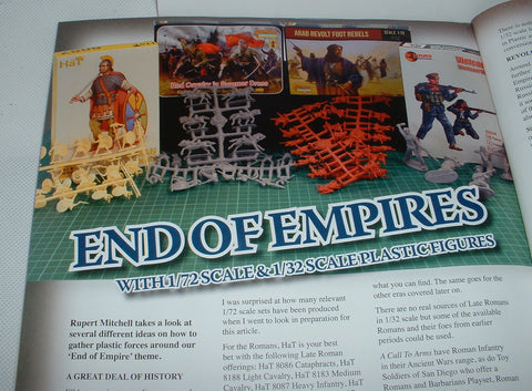 Wargames Illustrated Issue 367 May 2018 Drum & Flag Article