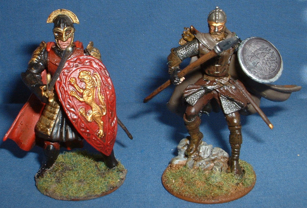 Converted Lannister & Stark soldiers