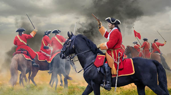 238 British Cavalry (WSS)