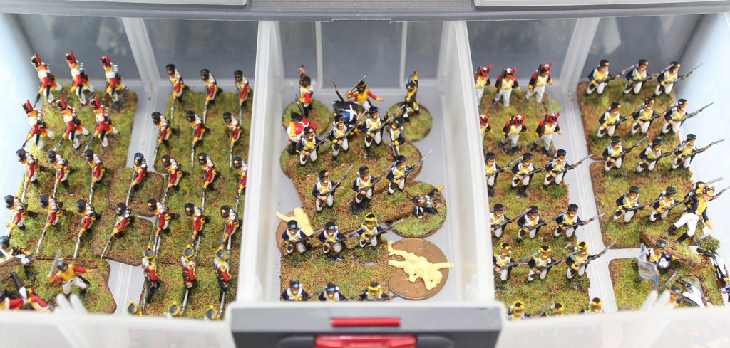 Napoleonic Swiss and Vistula Legion. 1/72 Scale plastic