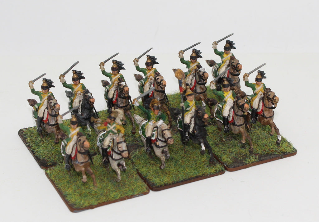 Italeri Napoleonic French Dragoons 1/72 Scale