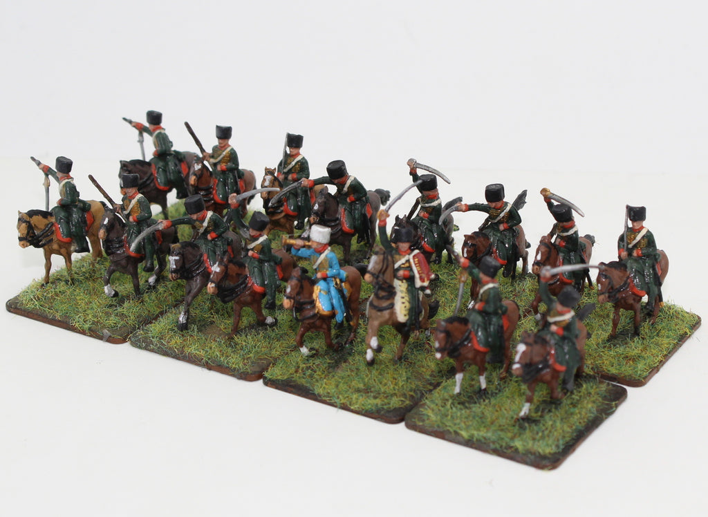 Revell Napoleonic French Guard Chasseurs a Cheval 1/72 Scale