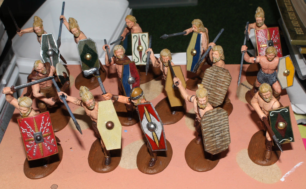Expeditionary Force Ancient / Early Germans. 60mm