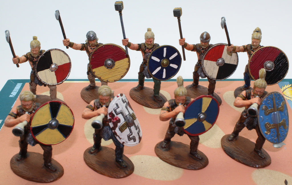 Expeditionary Force Early Germans - Command