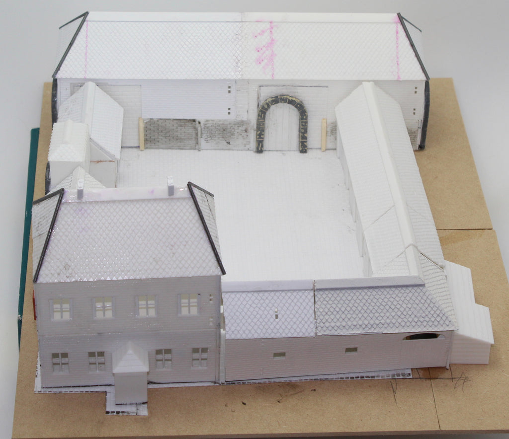 Airfix Waterloo Papelotte Farm Conversion - 1/72 Scale - Hobby Post
