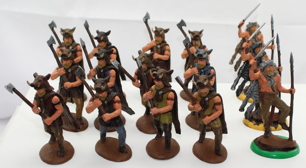 60mm Painted Early Germans - Mainly Expeditionary Force