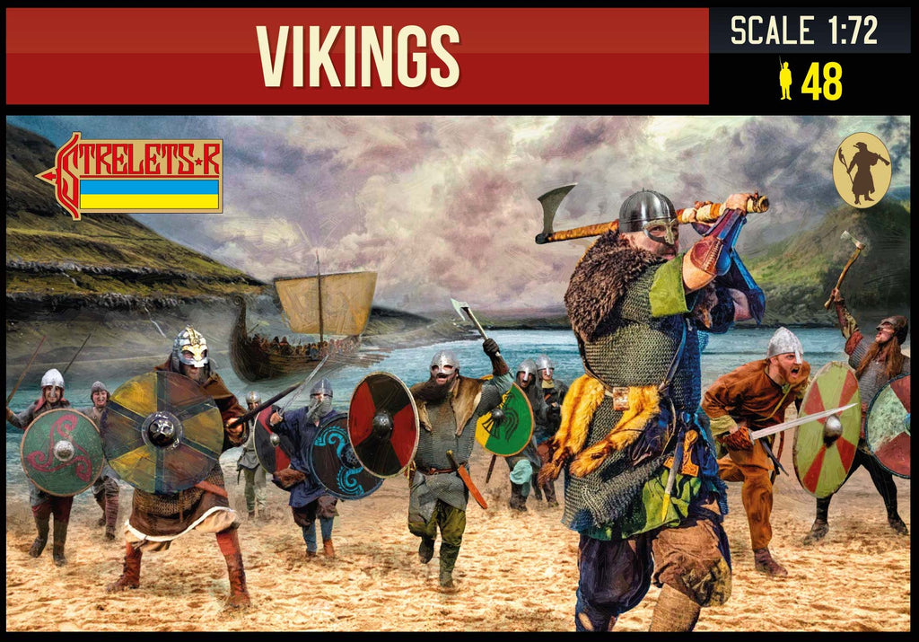 STRELETS 250 Vikings (Dark Ages)