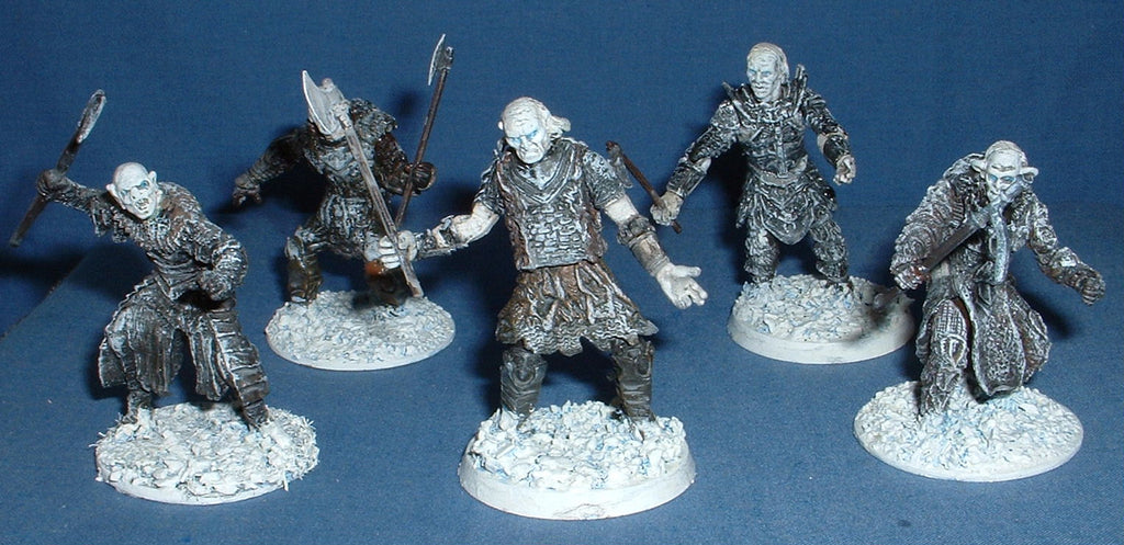 White Walkers from Orcs