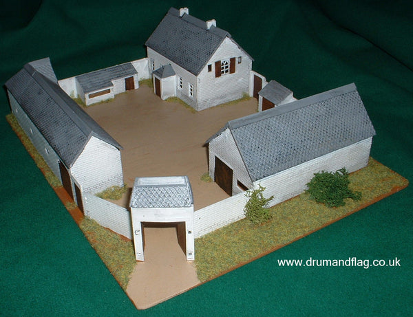 Airfix Farmhouse