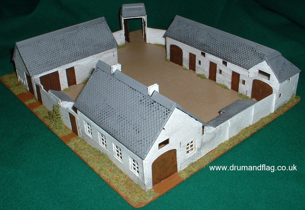 Airfix Farmhouse Conversion