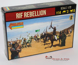 "Strelets 191 ""Rif Rebellion"". 1/72 Scale Plastic Figures"