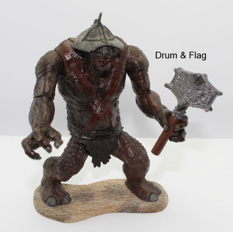 MORDOR SIEGE TROLL. LORD OF THE RINGS AOME (ARMIES OF MIDDLE EARTH). Used.