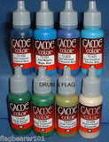 VALLEJO GAME COLOR PAINT - TOP 40 BESTSELLERS - WATER BASED ACRYLIC 17ml PAINTS