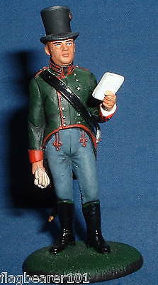 DEL PRADO NAPOLEON AT WAR #40, SPANISH Guerilla Chief, c1812 BOXED