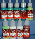VALLEJO GAME COLOR - SPECIALIST COLOURS X 45 - WATER BASED ACRYLIC 17ml PAINTS