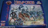 DARK ALLIANCE #72015. HALF-ORCS SET 1 PIKEMEN HALF ORCS. 1/72 SCALE FIGS x 32