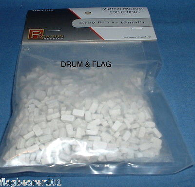 PEGASUS 5198 - GRAY GREY BRICKS - SMALL - 40g BAG