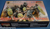 STRELETS SET M 34 - ROMAN AUXILIARIES IN ADVANCE - 1/72 SCALE PLASTIC