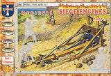 ORION 72015 MEDIEVAL SIEGE ENGINES PART 1. Ram & Catapult. 1/72 SCALE