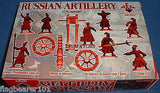 REDBOX 72072 RUSSIAN ARTILLERY 17th Century. 1/72 SCALE