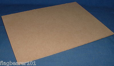 6 PIECES Ideal for wargames bases SMALL MDF BOARDS 240mm x 180mm x 3mm models.