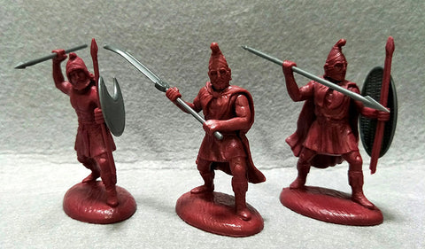 Expeditionary Force GRK 07 - R - Thracians - 60mm Plastic
