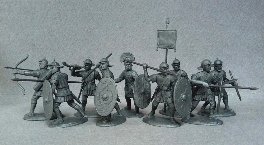Expeditionary Force Roman Auxiliaries - 60 RMN 04. 60mm