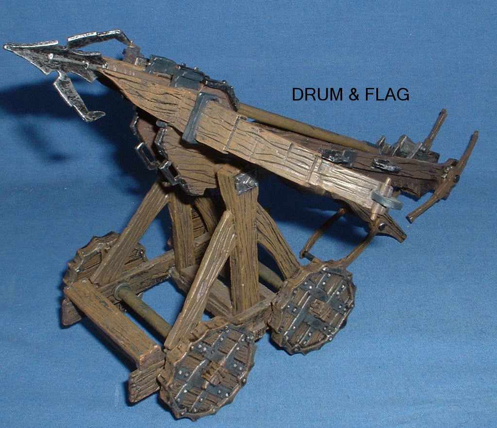 URUK-HAI SIEGE BALLISTA. PLAY ALONG . LOTR AOME (ARMIES OF MIDDLE EARTH). NOT GW!