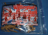 CHINTOYS cht004 WELLINGTON'S STAFF #2 1/32 SCALE 55-60mm NAPOLEONIC BRITISH OFFICERS