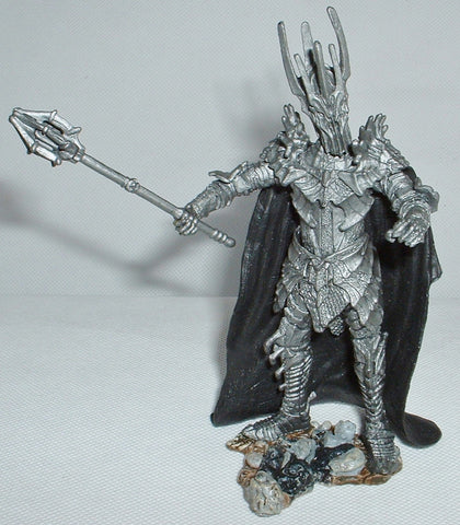 SAURON - The Dark Lord. LORD OF THE RINGS AOME (ARMIES OF MIDDLE EARTH). Used. (B)