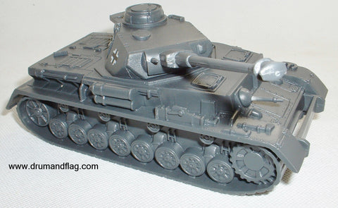 CTS WW2 German PzIV Long Barrel Version. Panzer IV.