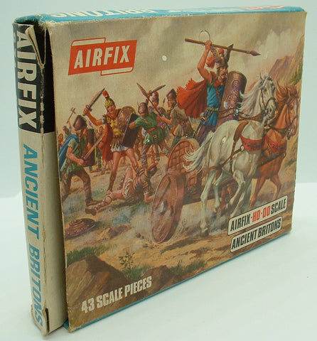 AIRFIX 01734 - Ancient Britons 1:72 Scale. Pre-owned Vintage