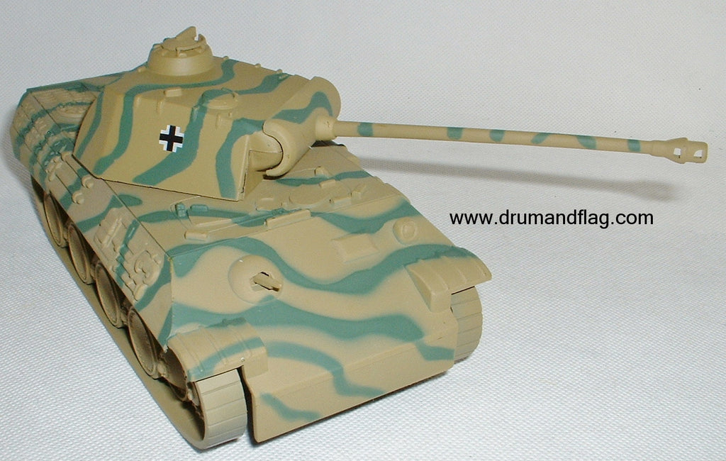 CTS WW2 German Panther Tank. (Camo) dns