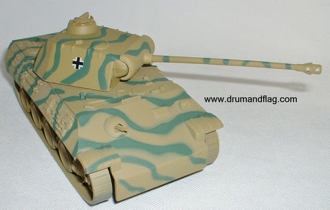 CTS WW2 German Panther Tank. (Camo)
